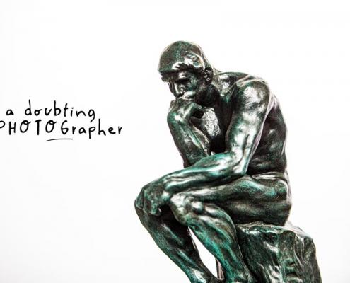 a doubting photographer